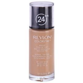 Revlon Cosmetics ColorStay™ dolgoobstojen tekoči puder SPF 20 odtenek 180 Sand Beige 30 ml