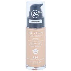 Revlon Cosmetics ColorStay™ machiaj persistent SPF 20 culoare 220 Natural Beige 30 ml