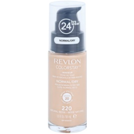 Revlon Cosmetics ColorStay™ dolgoobstojen tekoči puder SPF 20 odtenek 220 Natural Beige 30 ml