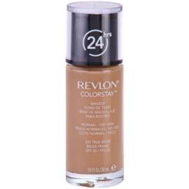 Revlon Cosmetics ColorStay™ dolgoobstojen tekoči puder SPF 20 odtenek 320 True Beige 30 ml