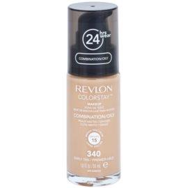 Revlon Cosmetics ColorStay™ tartós matt make-up SPF 15 árnyalat 340 Early Tan 30 ml