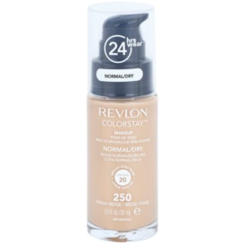 Revlon Cosmetics ColorStay™ dolgoobstojen tekoči puder SPF 20 odtenek 250 Fresh Beige 30 ml