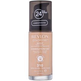 Revlon Cosmetics ColorStay™ tartós matt make-up SPF 15 árnyalat 310 Warm Golden 30 ml