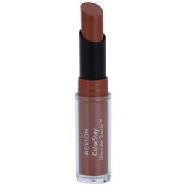 Revlon Cosmetics ColorStay™ Ultimate Suede™ batom com efeito aveludado tom 015 Runway 2,55 g