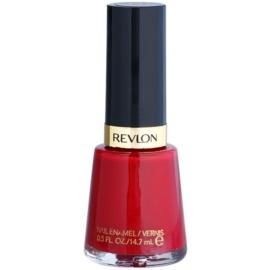 Revlon Cosmetics New Revlon® lak na nechty odtieň 721 Raven Red 14,7 ml