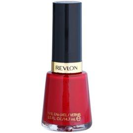 Revlon Cosmetics New Revlon® lak na nehty odstín 721 Raven Red 14,7 ml