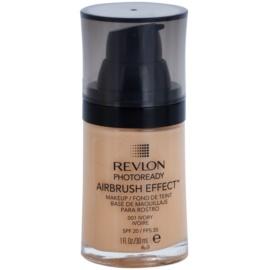 Revlon Cosmetics Photoready Airbrush Effect™ make up lichid  SPF 20 culoare 001 Ivory 30 ml