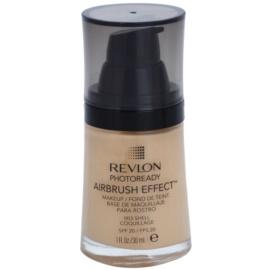 Revlon Cosmetics Photoready Airbrush Effect™ make up lichid  SPF 20 culoare 003 Shell 30 ml