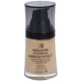 Revlon Cosmetics Photoready Airbrush Effect™ tekoči puder SPF 20 odtenek 003 Shell 30 ml