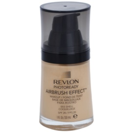 Revlon Cosmetics Photoready Airbrush Effect™ maquillaje líquido SPF 20 tono 003 Shell 30 ml