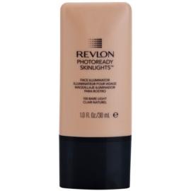 Revlon Cosmetics Photoready Skinlights rozjasňující make-up pro přirozený vzhled odstín 100 Bare Light 30 ml