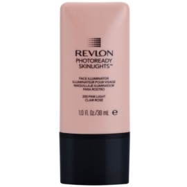 Revlon Cosmetics Photoready Skinlights rozjasňující make-up pro přirozený vzhled odstín 200 Pink Light 30 ml