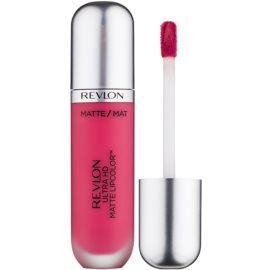 Revlon Cosmetics Ultra HD labial color intenso acabado mate tono 600 Devotion 5,9 ml