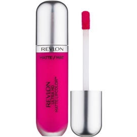 Revlon Cosmetics Ultra HD labial color intenso acabado mate tono 605 Obsession 5,9 ml
