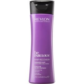 Revlon Professional Be Fabulous Hair Recovery kremowy szampon do bardzo suchych włosów  250 ml