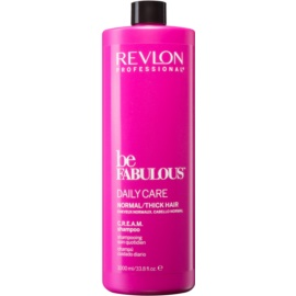 Revlon Professional Be Fabulous Daily Care vlažilni in revitalizacijski šampon  1000 ml