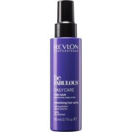 Revlon Professional Be Fabulous Daily Care spray volumizzante capelli delicati  80 ml