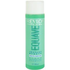Revlon Professional Equave Hydro Nutritive sampon minden hajtípusra  250 ml