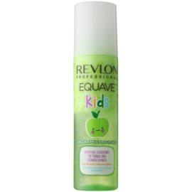 Revlon Professional Equave Kids condicionador hipoalergénico sem aclarar para fácil penteado de cabelo apartir dos 3 anos  200 ml
