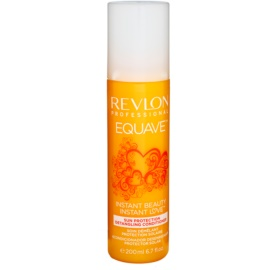 Revlon Professional Equave Sun Protection Leave - In Spray Conditioner For Hair Stressed By Sun  200 ml
