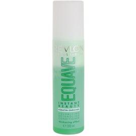 Revlon Professional Equave Volumizing bezoplachový kondicionér pro jemné a zplihlé vlasy  200 ml