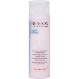 Revlon Professional Interactives Color Sublime šampon pro barvené vlasy  250 ml