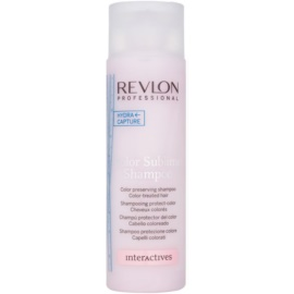 Revlon Professional Interactives Color Sublime sampon festett hajra  250 ml