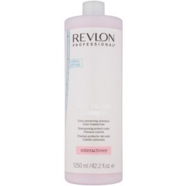 Revlon Professional Interactives Color Sublime šampon pro barvené vlasy  1250 ml