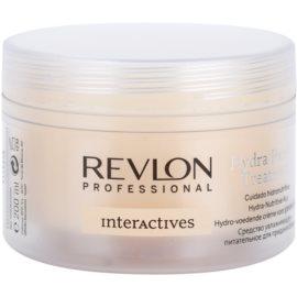 Revlon Professional Interactives Hydra Rescue maska pro suché a poškozené vlasy  200 ml