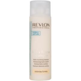 Revlon Professional Interactives Hydra Rescue šampon pro suché a poškozené vlasy  250 ml