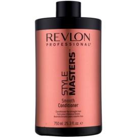 Revlon Professional Style Masters odżywka wygładzająca do prostowania włosów  750 ml