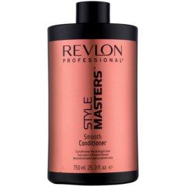 Revlon Professional Style Masters balsam pentru netezire pentru par cu efect de netezire  750 ml