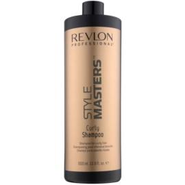 Revlon Professional Style Masters Shampoo für welliges Haar  1000 ml