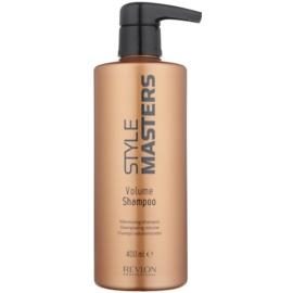 Revlon Professional Style Masters Shampoo  voor Volume   400 ml