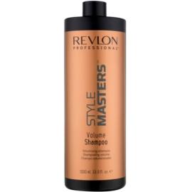 Revlon Professional Style Masters Shampoo  voor Volume   1000 ml