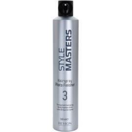 Revlon Professional Style Masters lak na vlasy silné zpevnění  500 ml