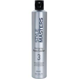 Revlon Professional Style Masters laca de cabelo fixação forte  500 ml
