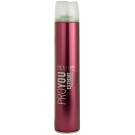 Revlon Professional Pro You Extreme lak na vlasy silné zpevnění  500 ml