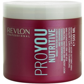 Revlon Professional Pro You Nutritive maska za suhe lase  500 ml