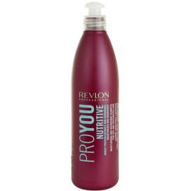 Revlon Professional Pro You Nutritive шампунь для сухого волосся  350 мл