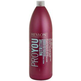 Revlon Professional Pro You Nutritive шампунь для сухого волосся  1000 мл