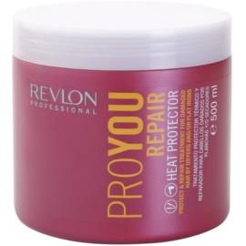 Revlon Professional Equave Heat Protector masca revitalizanta pentru par deteriorat  500 ml