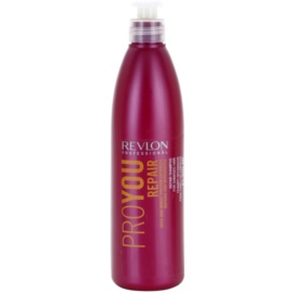 Revlon Professional Pro You Repair sampon pentru par degradat sau tratat chimic  350 ml