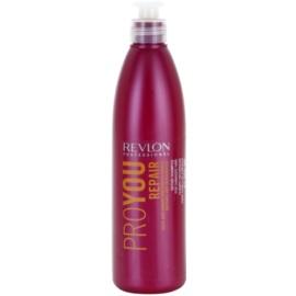 Revlon Professional Pro You Repair champô para cabelos danificados e quimicamente tratados  350 ml
