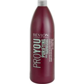 Revlon Professional Pro You Repair Shampoo  voor Alle Haartypen   1000 ml