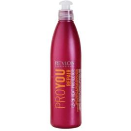 Revlon Professional Pro You Repair ochranný šampon pro tepelnou úpravu vlasů  350 ml