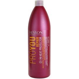 Revlon Professional Pro You Repair ochranný šampon pro tepelnou úpravu vlasů  1000 ml