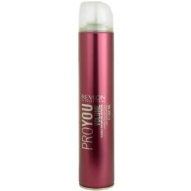 Revlon Professional Pro You Volume laca de cabelo para fixação normal   500 ml