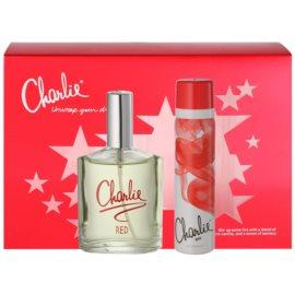 Revlon Charlie Red set cadou I.