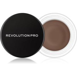 Revolution PRO Brow Pomade pomada za obrvi odtenek Soft Brown 2,5 g